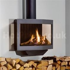 Wanders Stealth Balanced Flue Gas Fireplace Stove Gas Fires, Wood, Living Dining Room, Gas, House, Gas Fireplace, Wood Burning Stove, Fireplace, Corner Gas Fireplace