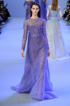 Elie Saab Spring Summer 2014 Haute Couture. Image: Getty.