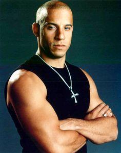 Vin Diesel.....*sigh