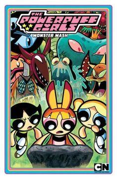 Powerpuff Girls, Volume 2: Monster Mash