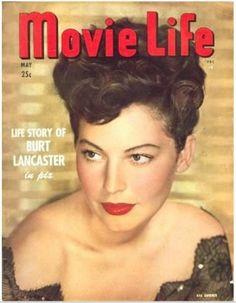 Magazine Covers: Ava Gardner