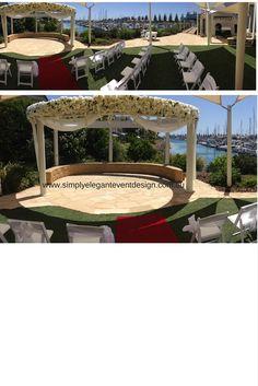 Weddings at cycsa cycsa cruising yacht club south australia the cruising yacht club ceremony area is the perfect back drop for saying i do yacht clubchair coverswedding decorationscrystalglasssouth australiadesign junglespirit Gallery
