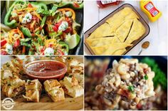 Quick Dinners-- 21 Recipes for 30 Minute Meals!