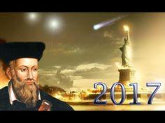 3 Terribles Profecías de Nostradamus Para 2017