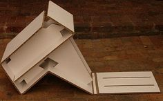Xanita Multi-Functional Children's Furniture by maximillian nebe, via Behance