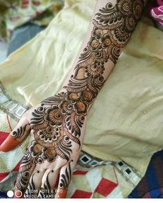 Khafif Mehndi Design, Rose Mehndi Designs, Indian Mehndi Designs, Latest Bridal Mehndi Designs, Stylish Mehndi Designs, Henna Art Designs, Modern Mehndi Designs, Mehndi Designs For Girls, Mehndi Designs For Beginners