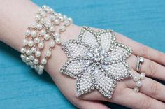 How To DIY Gatsby Inspired: Great Gatsby DIY Bracelet DIY Jewelry