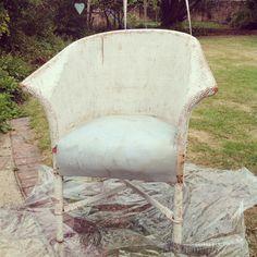 Pre revamp chair