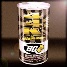 High gas prices are not so bad with BG 44K. #automotive
