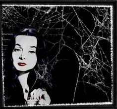 Morticia Addams Morticia Addams, The New Yorker, Ted Cassidy, John Astin, Carolyn Jones, Snow White, Disney Characters, Fictional Characters, Bee
