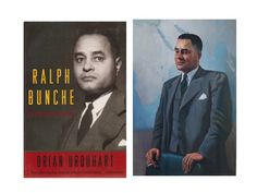 And here's Ralph Bunche.