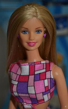 Hip to be square Barbie, 2000 | Flickr - Photo Sharing!