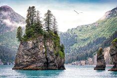 The 50 Most Beautiful Places in America - Condé Nast Traveler Puerto Rico, Beautiful Places In America, Visit Alaska, Kenai Fjords, Alaska Travel, Alaska Trip, Alaska Usa, Anchorage Alaska, Travel Usa