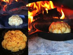 Roasted Cauliflower | Forno Bravo Community Cookbook