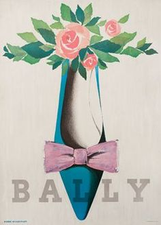 Bally shoes ~ Pierre Augsburger