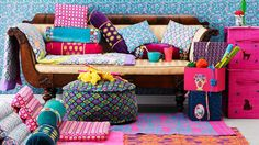 Dwelling by Design: Rice: Riots of Color and Inspiration