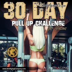Welcome to our 30-Day Men & Women Pull Up Challenge. Pull ups when performed correctly produce tremendous benefits on the muscles involved.