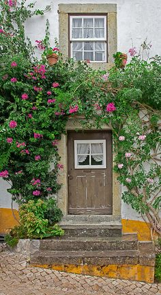 Obidos, Portugal   How lovely, Portugal is the next big thing.