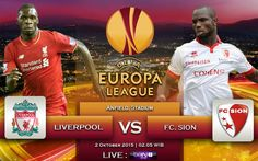 Liverpool Vs FC Sion (Europa League): Live stream, Broadcaster list, Head to head, Prediction, Lineups, Preview - http://www.tsmplug.com/football/liverpool-vs-fc-sion-europa-league/