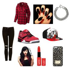 """""""#to fab"""" by allybmckinley on Polyvore featuring beauty, Columbia, NIKE, Yves Saint Laurent and MICHAEL Michael Kors"""