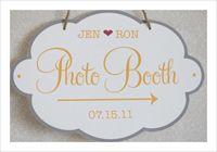 Photo Booth Template - Reception Inspiration