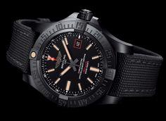 Breitling Avenger Blackbird 44 Watch Review