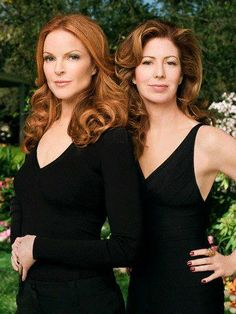 Desperate Housewives:Bree and Katherine