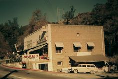 Country Store In Laurel Canyon Jim Morrison Lived Right Behind It