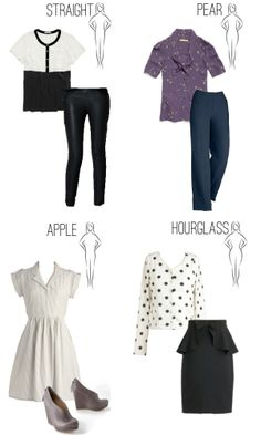 Dressing for your body type - I always need help with this