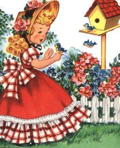 ImagiMeri's: lots of cute vintage images