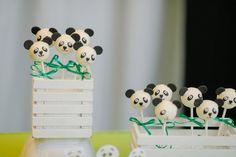 Derek's Panda Themed Party – Birthday - Party Doll Manila Panda Themed Party, Panda Party, Trolls Birthday Party, 1st Birthday Parties, Panda Love, Panda Bear, Panda Baby Showers, Mesas Para Baby Shower, Holiday Break