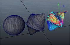 Skinning Converter - これやばい…シェイプアニメーションをボーン&スキンメッシュに変換するMaya用ツール映像!byノーティドッグ社のキャラクターTD