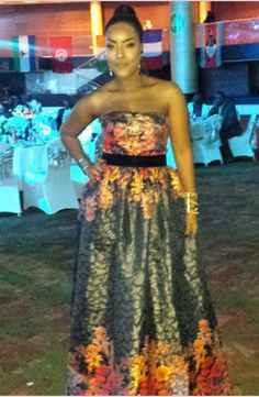 BLOG WITH FURY: JOCELYN DUMAS LOOKING GREAT @ GLO-CAF AWARDS
