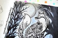 Livro Floresta Encantada - Raposa