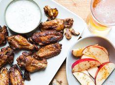 Tito's Filipino-Style Chicken Wings
