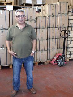 Mariano, Logística.
