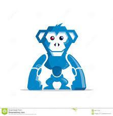 Image result for robo monkey logo