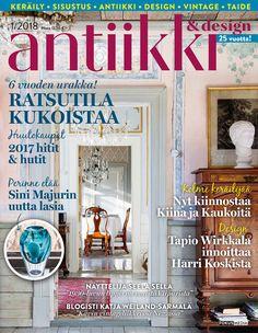 Antiikki & Design 1/2018. Kuva: Katri Lehtola.