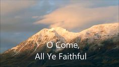 An acoustic instrumental version of the Christmas favourite 'O Come All Ye Faithful ' performed on Violin and Guitar. Christmas Carol, Instrumental, Faith, Christmas Music, Loyalty, Instrumental Music, Believe, Religion