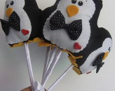 Buquê Pinguim