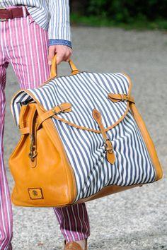 Roberto Cavalli 2012 - Great bag to bring on-board!