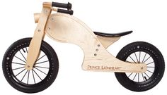 Win a Prince Lionheart Balance Bike in your choice style valued at $110! Giveaway ends 1/2