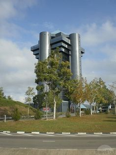 Ministry of Finance Building Office - Brunei Darussalam