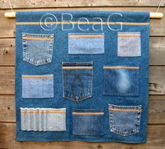 denim surgery - upcycle ideas for jeans