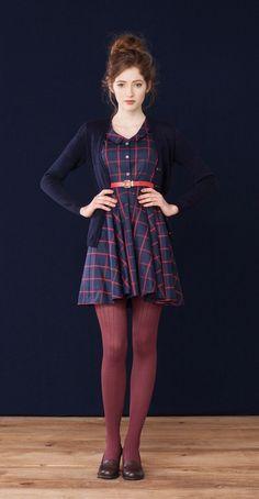 medias vestido