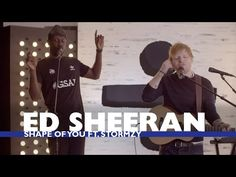 Ed Sheeran - 'Shape Of You (Remix)' Ft. Stormzy (Capital Live Session) - YouTube
