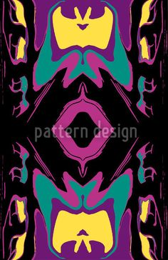 High-quality Vector Pattern Designs at patterndesigns.com - , designed by Nina May