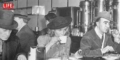 A 1940 photo essay depicted the life of a working girl and her trials in business and love