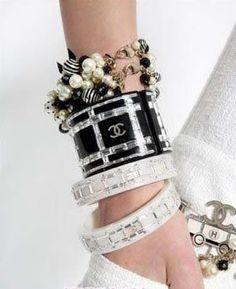 Chanel Bangles