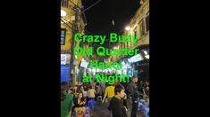 Crazy Hotel in Hanoi, Vietnam, a short, shaky video
